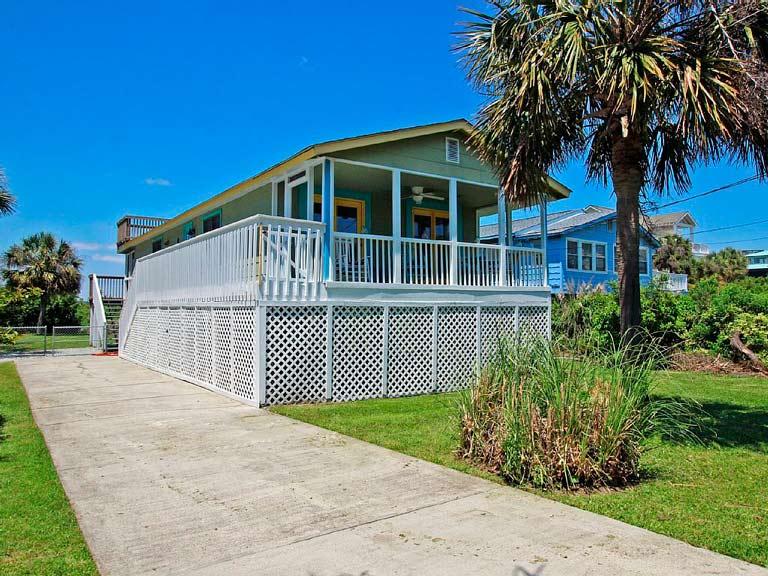 Vacation Rentals Near Folly Beach Sc