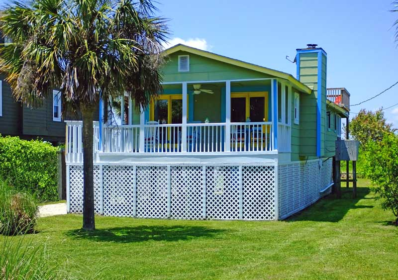 Folly Beach Getaway Vacation Rental VRBO